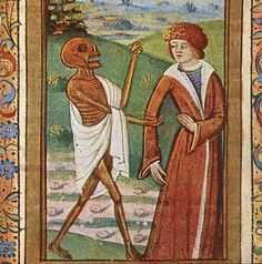 Memento Mori: Medieval Images of Death Renaissance Memes, Medieval Memes, Medieval Life, Memento Mori, Dance Of Death, Medieval Paintings, Late Middle Ages, Black Death, Danse Macabre