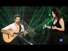 """Pablo Alborán & Diana Navarro, """"Solamente tú """""""