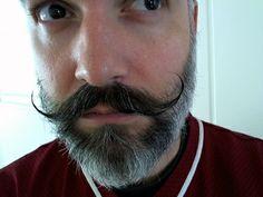 Phenomenal mustache