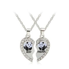Foreverlove Vintage White Rhinestone Best Friends Panda S... https://www.amazon.com/dp/B018W5MQ56/ref=cm_sw_r_pi_dp_45Vwxb8Q5Q1Y2