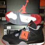 Jordan IV BREDS Deadstock Size 11.5 Brand New In Box