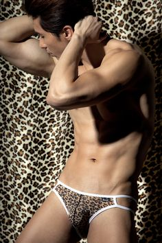 #Groovin's latest Back to Wild #underwear collection is inspired by the animalistic instincts that is all wild, all sensual, all masculine.  Now in #Singapore at Isetan Scotts, Metro Paragon, OG Orchard and Male-HQ.  Free shipping worldwide at http://www.male-hq.com/