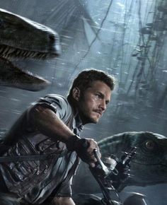 Here's what you need to know about the new Jurassic World movie with Chris Pratt.