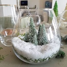 I love crafty holiday content jobs for clients! Craft Styling and Photography by Robin Zachary Rose Gold Christmas Decorations, Christmas Tablescapes, Elegant Christmas, Christmas Time, Terrarium, Xmax, Christmas Crafts, Christmas Ornaments, Christmas Inspiration