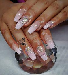 Ombre nails design #allpowder