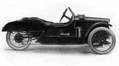 Sporting (1919)  Built from 1913-1921.  The body of the Sporting was made without doors for strength, light weight, more speed and sporting appearance.