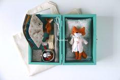 Image of Mini boxed set: fox Aila