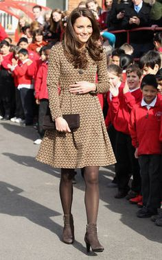 Patterned Perfection from Kate Middleton's Best Looks