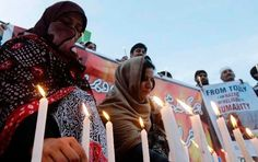 Pakistani civil activists hold candles during a candlelight vigil for the victims of the deadly blast in Quetta killing 87 people last Saturday, in northwest Pakistan's Peshawar, Feb Last Saturday, North West, Pakistan, Hold On, City, News, People, Cities, People Illustration