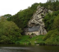 Chapel of St Gilda Brittany France