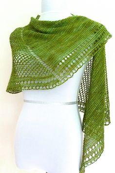 Ravelry: Cobblestone shawl with Northbound Knitting Merino/Silk Fingering - knitting pattern by Janina Kallio.