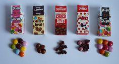 Japansk minim chokolade for børn