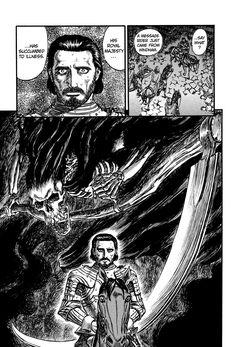 Read manga Berserk Chapter 126 online in high quality