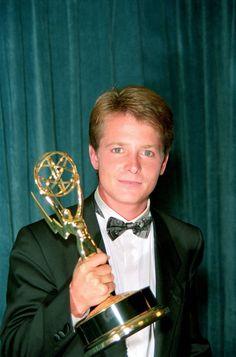 Michael J. Fox, Just look at him. Tv Actors, Actors & Actresses, Michael J. Fox, Michael J Fox Young, Alex P Keaton, Jonathan Lipnicki, Spin City, Stuart Little, Fox Movies