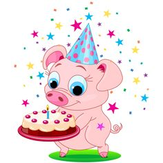 Birthday Piggy