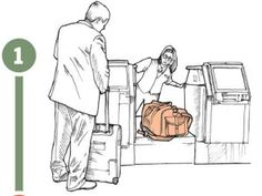 The secret life of your luggage in the U.S.A.