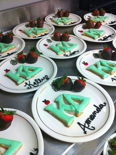 Cute Pref Desserts