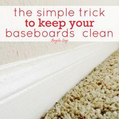 clean-baseboard