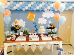 decoração criativa festa infantil - Pesquisa Google