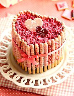 빼빼로 케이크 PEPERO CAKE