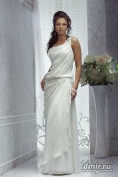 Купить платье в греческом стиле в спб