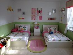 little girls sharing bedroom ideas | ... sharing bedroom courtesy of andrea swenson siblings sharing bedroom