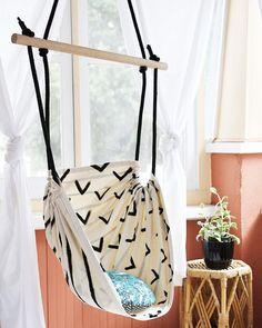 Fauteuil suspendu DIY jardin / DIY garden hanging chair