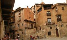Pinceladas Actuales: Albarracin, Pueblo Medieval
