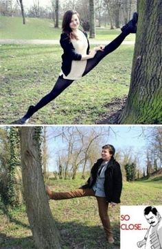 Almost Nailed It! Very Funny Guy #funny
