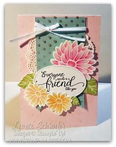 Special Reason, Stylish Stems, Stampin Up