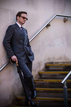 <em>Kingsman</em>: Behind the Scenes - Colin Firth, Kingsman