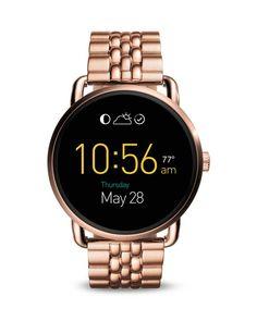 Fossil Q Wander Touchscreen Smartwatch, 45mm