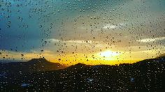what a #beautiful #views one can find in a #cloudy #rainy day on #crete #greece  #rain #drops