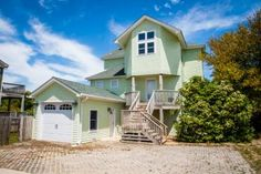 Top of the Hill, Westside, Southern Shores, Outer Banks Vacation Rental