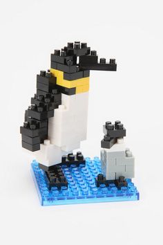 Nano Blocks - Penguin  #UrbanOutfitters