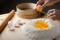 Eggs, Breakfast, Recipes, Pasta, Gastronomia, Morning Coffee, Egg, Noodles