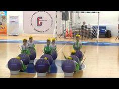 Drums Alive Kids Show 6 yrs. Russia, Nizhniy Novgorod - YouTube