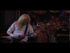 Megadeth - Hangar 18 / Return to Hangar (lyrics y subtitulos en español)