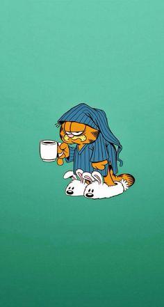 Sleepy Garfield