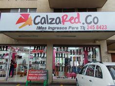 Nuestra sucursal en Ecuador, visitanos o ingresa a www.calzared.co/ec para más información.