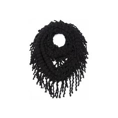 Black Knit Fringe Infinity Scarf Trendarty.com follow us on: https://www.facebook.com/trendarty/?ref=hl https://twitter.com/trendarty5 https://es.pinterest.com/trendarty/ and https://vimeo.com/trendarty #belleza #beauty #moda #invierno #gorros #gorras #hat #ropadeinvierno #abrigo #chaquetas #bufandas #guantes #lluvia #nieve #cortaviento #abrigarse #modamuje #modahombre #modadeinvierno #pañuelos #fulares #ponchos #poncho #escharpes #mantas #turbantes #cintadelpelo #cinta #seda #diadema