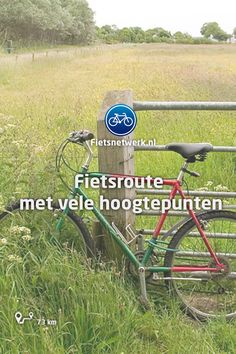 Biking, Netherlands, Maps, Bicycle, Camping, The Nederlands, Campsite, The Netherlands, Bike