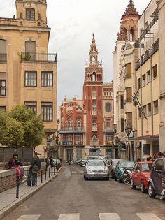 Ciudad de Badajoz. Badajoz City, SPAIN. #giralda #badajoz