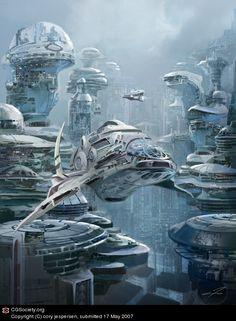 298 Best Sci Fi City images in 2019   Futuristic city, Fantasy