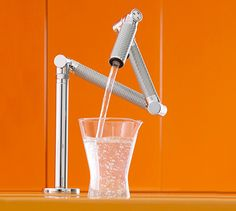 Kohler Karbon Articulating Kitchen Faucets available at www.faucettrends.com Many different styles to choose from.