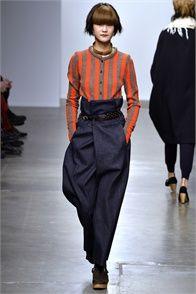 Sfilata A Détacher New York - Collezioni Autunno Inverno 2013-14 - Vogue
