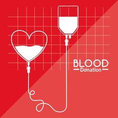 Don Du Sang, Applications Mobiles, Blood Donation, Illustration, Martini, Singing, Logo Design, Mood, Photos