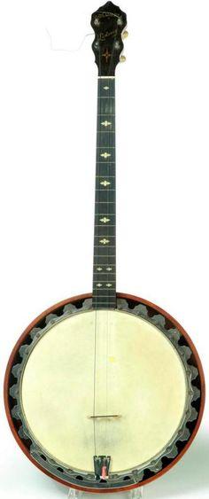 Ludwig Columbia #LardysWishlists #Banjo ~ https://www.pinterest.com/lardyfatboy/ ~