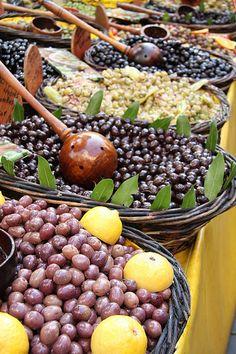#Olives ...