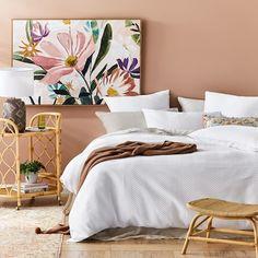 Home Republic - Chevron Matelasse Quilt Cover | Bedroom | Adairs